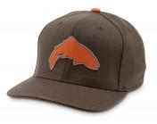 Simms Flexifit Snap Back Cap (Multiple Designs)