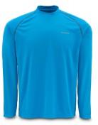 Simms Solarflex LS Crewneck Solids Sun Shirt