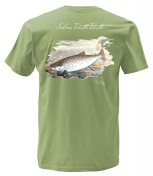 Simms Weiergang Sea Trout T-Shirt