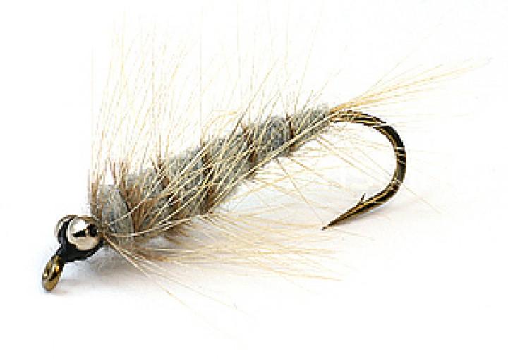 Sea Trout Fly Slagteren Tan