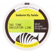 Soldarini Fly Tackle Two Tone Indicator Line Sighter