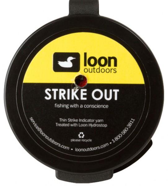 Loon Strike Out Strike Indicator