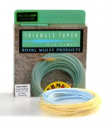 Lee Wulff Bermuda Triangle Taper Fly Line Floating