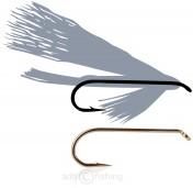Tunca Fly hook T60 Streamer