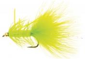 Dog Nobbler Rubber Legs fluo green