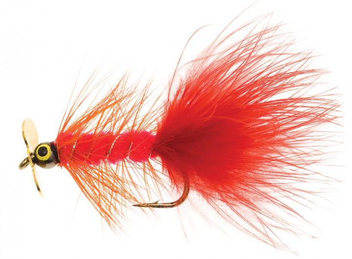 Dog Nobbler Propeller red
