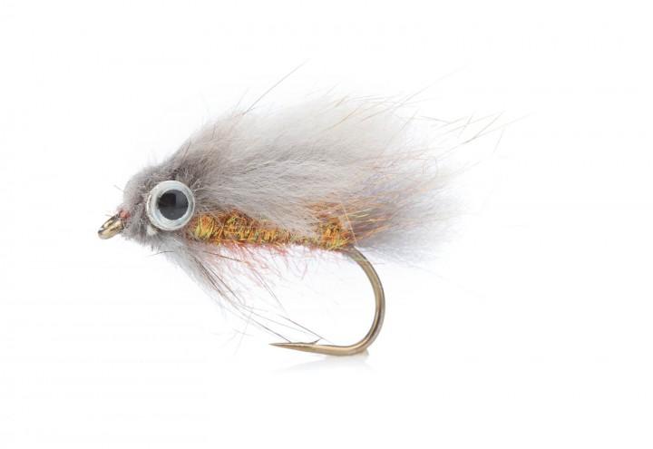 Sea Trout Fly Kutling dark