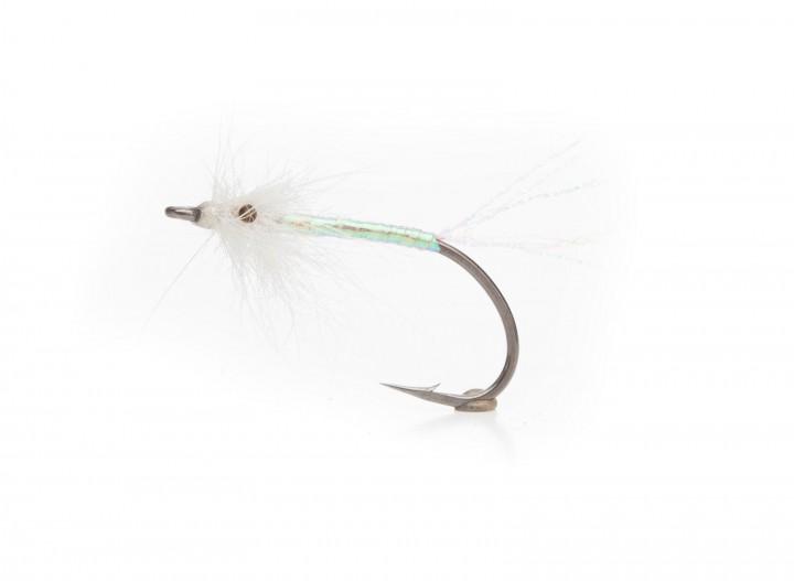 Sea Trout Fly Mysis white