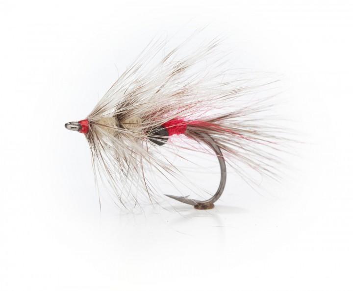 Sea Trout Fly Vaskebjornen grizzly