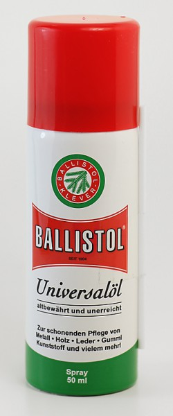Ballistol Universal Oil 50 ml or 200 ml
