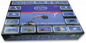 Wapsi Deluxe Fly Tying Starter Kit Beginners Set