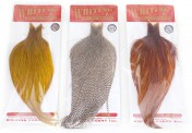 Whiting Dry Fly Capes Bronze as Full or Half Cape