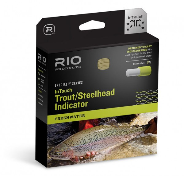 Rio InTouch Trout / Steelhead Indicator Fly Line #8