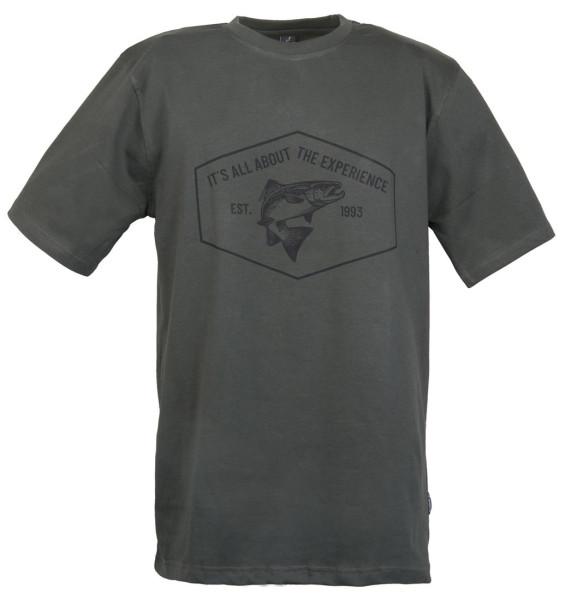 Guideline Logo ECO Tee T-Shirt moss green