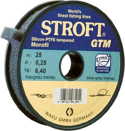 Stroft GTM Tippet 25 m/Spool