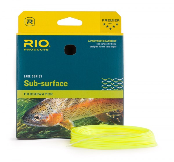 Rio Sub-Surface Midge Tip Fly Line