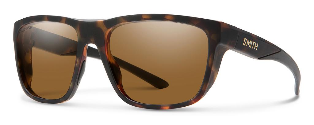3663e762d462a Smith Optics Polarized Glasses Barra CP (ChromaPop) Matte Tortoise (Polar  Brown)