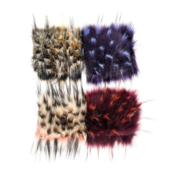 Short/Long Craft Fur