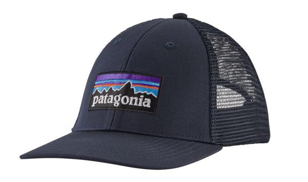 Patagonia P-6 Logo LoPro Trucker Hat NVYB