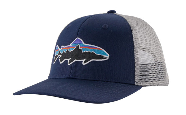 Patagonia Fitz Roy Trout Trucker Hat CNY