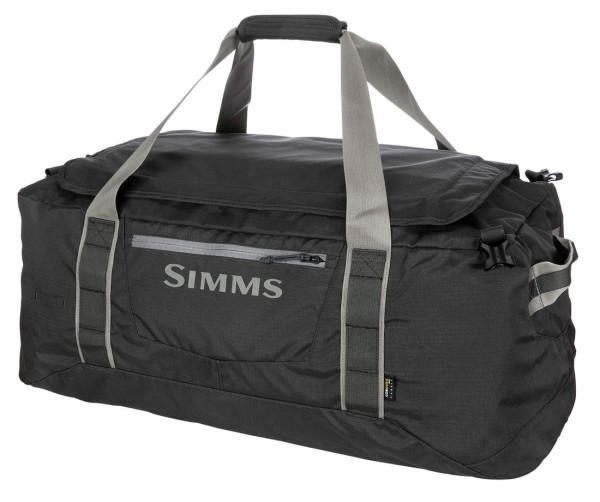 Simms GTS Gear Duffel 80L carbon
