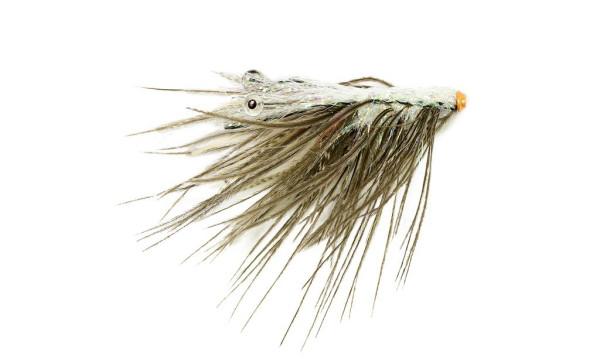 Frödin Flies Tube Fly Sea Trout Spey Series - Spey Shrimpy