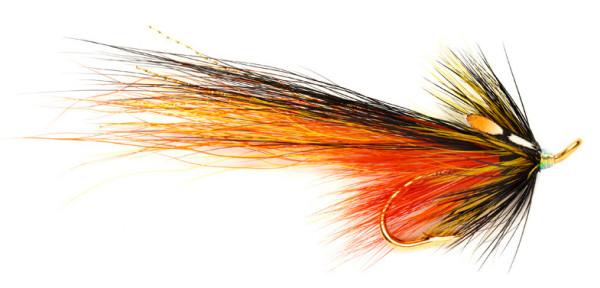 Fulling Mill Salmon Fly Flamethrower Willie Gunn