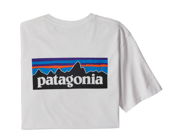 Patagonia P-6 Logo Responsibili-Tee T-Shirt WHI