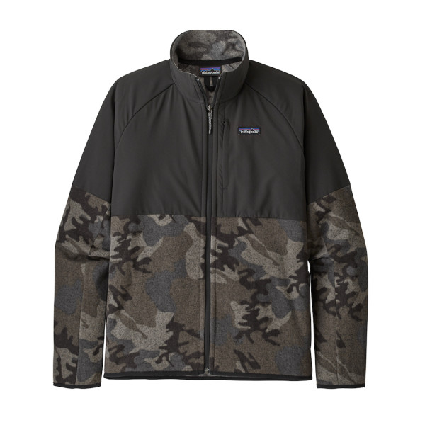 Patagonia LW Better Sweater Shelled Jacket RDFY