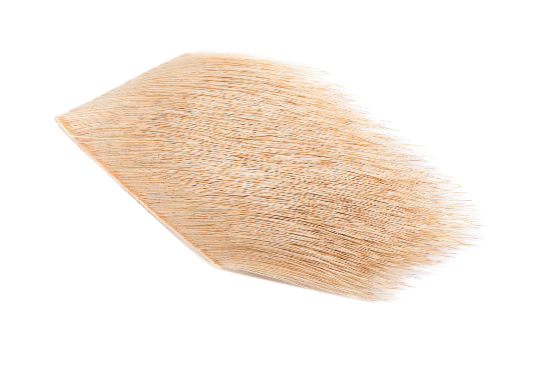 Hareline Bleached Elk Hair Fly Tying Materials
