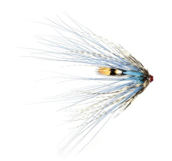 Frödin Flies Tube Fly Sea Trout Spey Series - Silver Doctor Spey