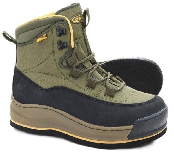 Vision Tossu Wading Boots with Felt Sole
