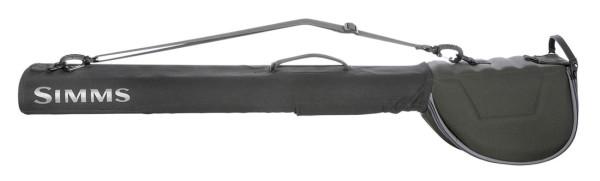 Simms GTS Single Rod Reel Case carbon