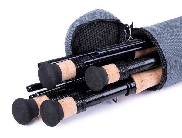 Precision Travel Rod Tube for 4 rods delivered without rods