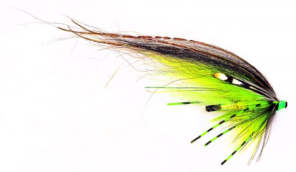 Frödin Flies Tube Fly Classic Series - The Witch