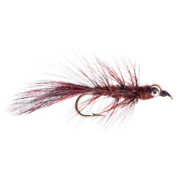 Kami Flies Sea Trout Fly - Magnus Rust