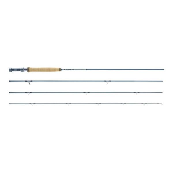 Loop 7X Single-Handed Fly Rod Half Wells