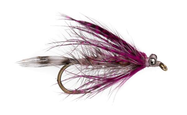 Sea Trout Fly - Polar Magnus Mallard UV