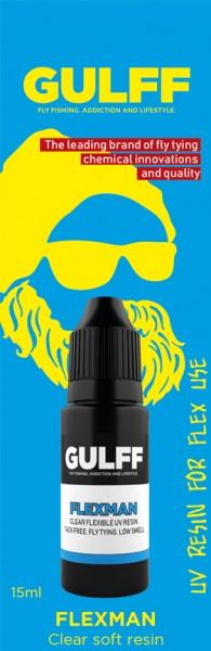 Gulff Clear UV Resin Flexman 15ml