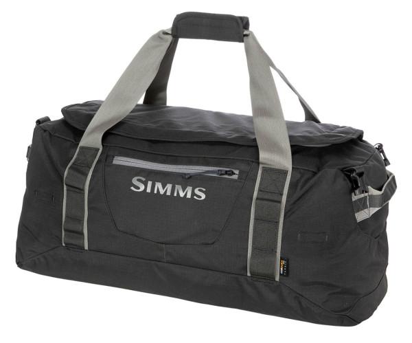 Simms GTS Gear Duffel 50L carbon