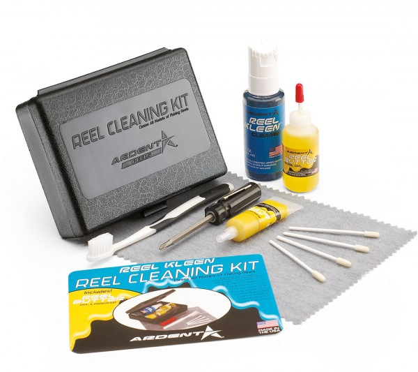 Ardent Reel Cleaning Kit Freshwater