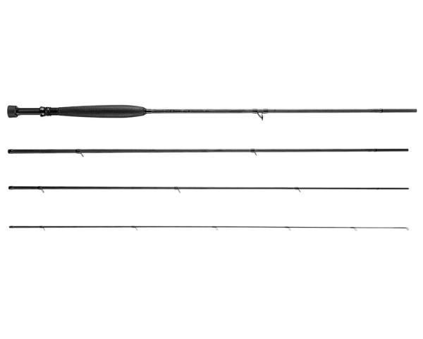 Adams Fly Rods Max Black Euro Nymph Rod