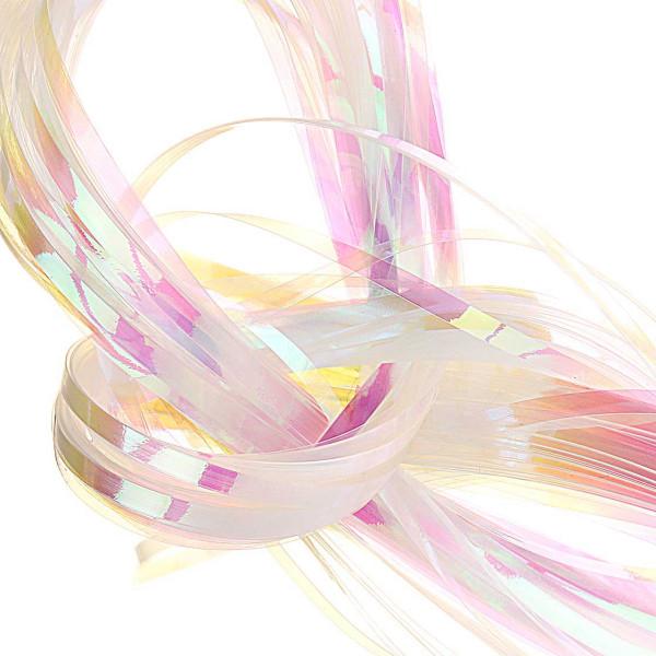 Textreme Glossy Pearl 1/32'' Flash pearl rainbow