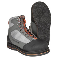 Simms Tributary Wading Boot with Felt Sole striker grey
