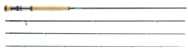 Loop Q Nymph Single Handed Fly Rod