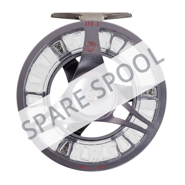 Greys GTS500 + GTS700 Spare Spool