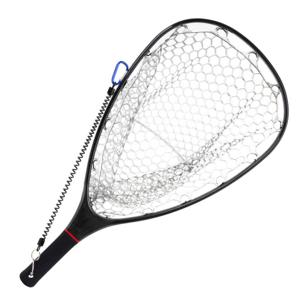 adh-fishing Floating Carbon Landing Net