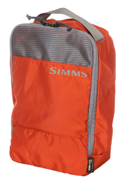 Simms GTS Packing Pouches 3-Pack simms orange