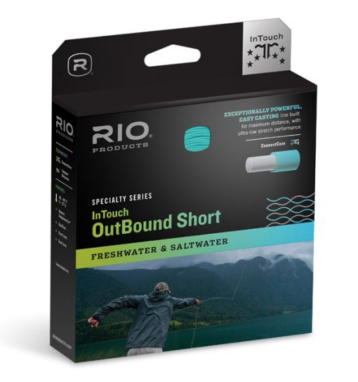 Rio InTouch Outbound Short Fresh /& Saltwater Fly Lines Speciality Series Float