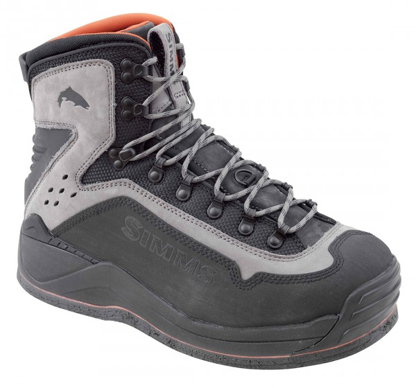 Simms G3 Guide Boot with Felt Sole steel grey Felt